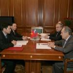 Визит Генерального консула Вьетнама в РФ в Казань, 2008 год