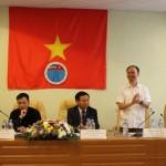 Визит Посла Вьетнама
