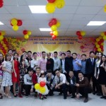 Вьетнамский новый год.Студенты
